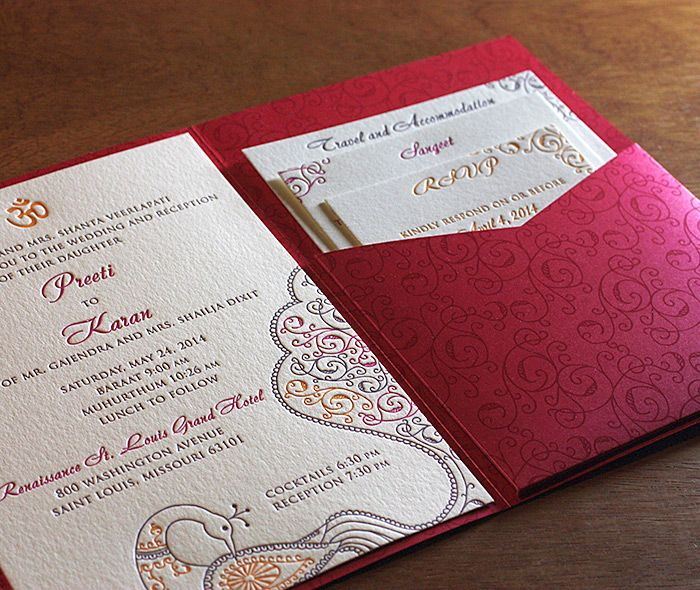Invitation Cards Dattobs